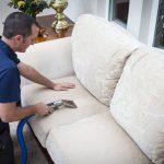 cách làm sạch ghế sofa da 4