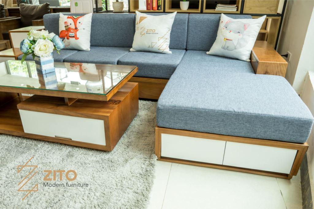 cung cấp sofa gỗ