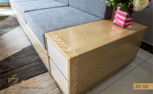 sofa văng gỗ đẹp