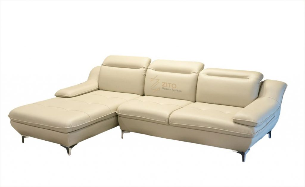 sofa da góc Hàn quốc sofa da góc phòng khách