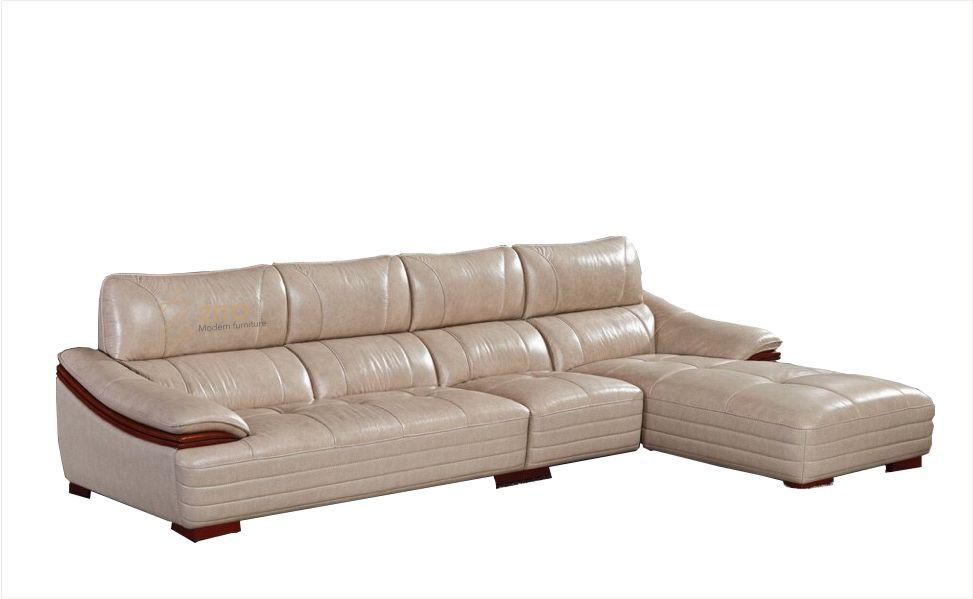 Mẫu Bàn Ghế Sofa Da Hiện Đại Tại Hà Nội
