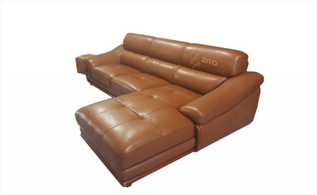 bàn ghế sofa nhập khẩu sofa da thật 100%