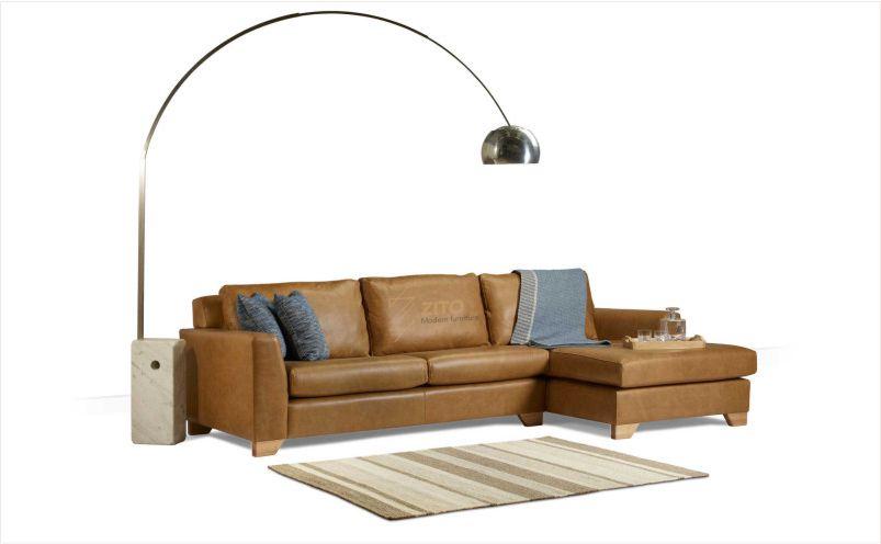 ghế sofa da cao cấp cho chung cư