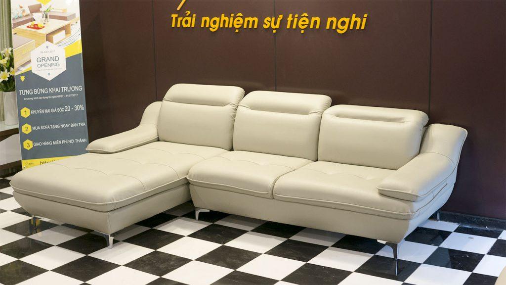 Sofa da góc