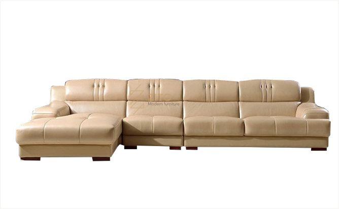 Mẫu ghế sofa da đa năng