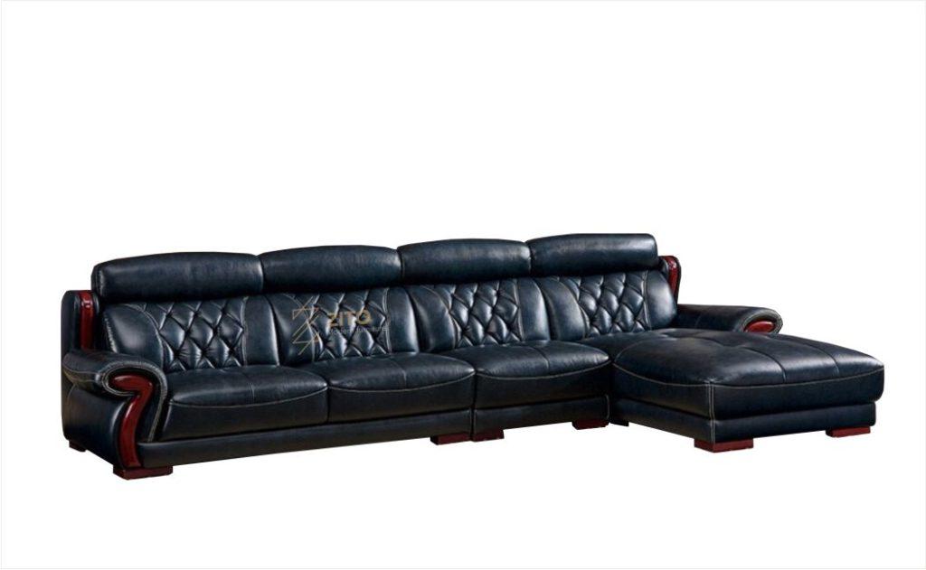 mua sofa da phòng khách