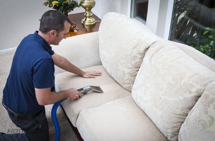 cách làm sạch ghế sofa da hiệu quả