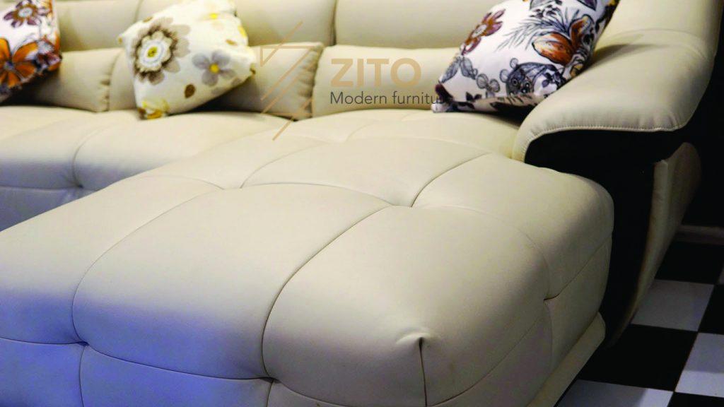 sofa phòng khách mẫu ghế sofa da cao cấp