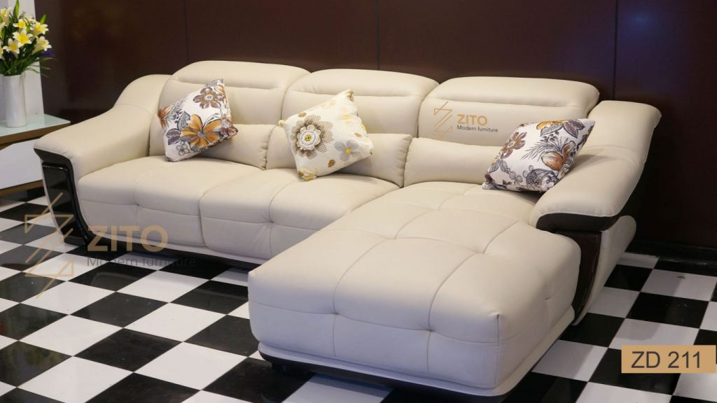 sofa da Hàn cao cấp