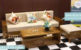 Sofa Gỗ ZG 103
