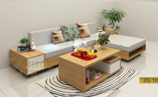 Sofa Gỗ ZG 107