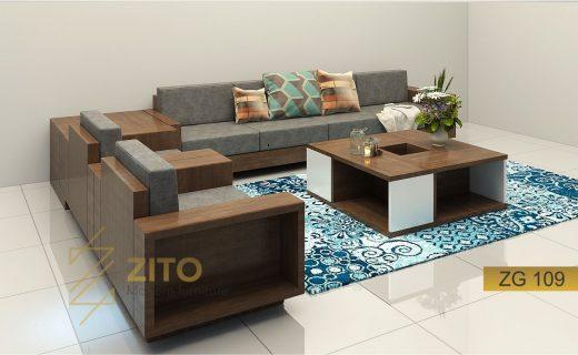 Sofa Gỗ ZG 109