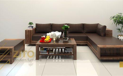 Sofa Gỗ ZG 112