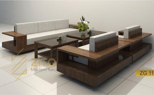 Sofa Gỗ ZG 117
