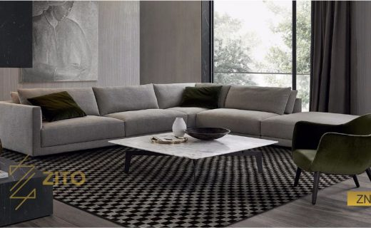 Sofa Nỉ ZN 403