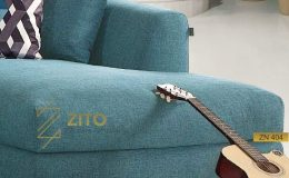 Sofa Nỉ ZN 404