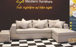 Sofa Nỉ ZN 405