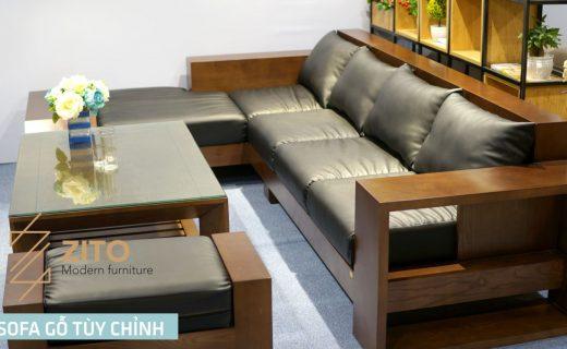 giá sofa góc