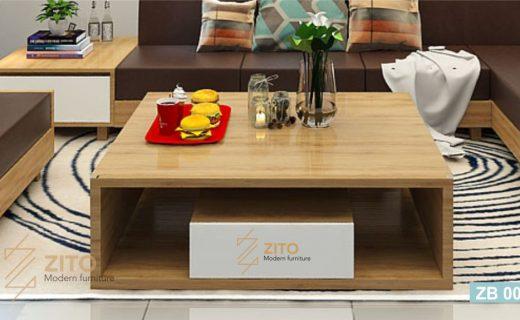 bàn trà gỗ thông minh tại ZITO