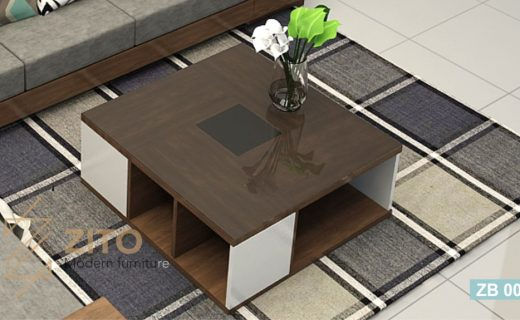 bàn trà kính vuông tại hà nội