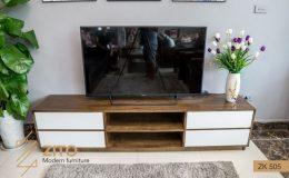 Mẫu kệ tivi bằng gỗ ZITO ZK 505
