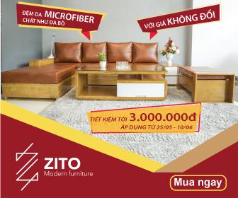chính sách giảm giá nội thất mới nhất tại zito