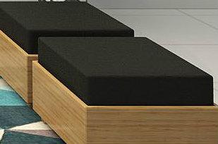 chất liệu bọc Sofa gỗ chữ U cao cấp