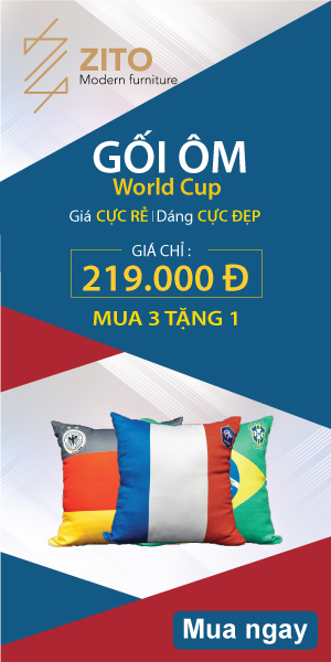 goi om - goi tua lung sofa world cup