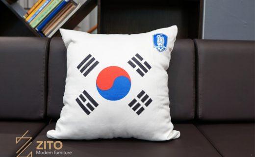 Gối ôm worldcup đội tuyển Hàn Quốc