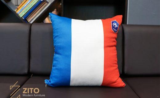 Gối ôm worldcup đội tuyển Pháp