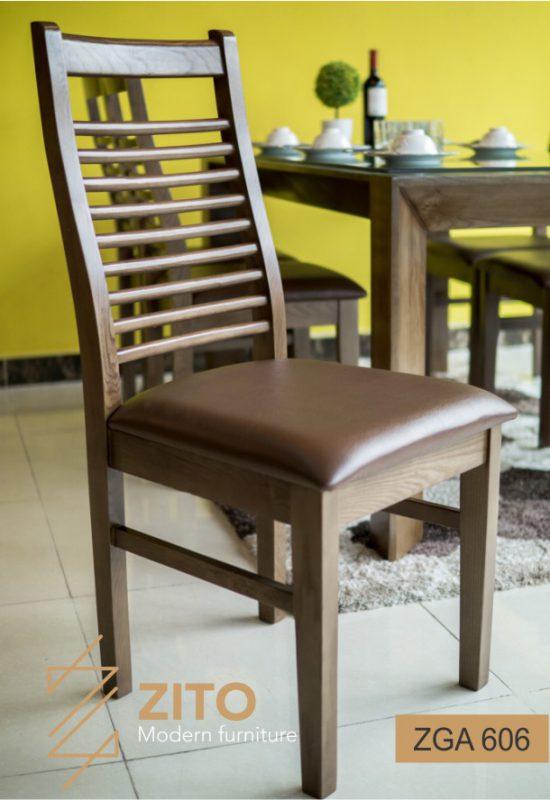 Bộ bàn ăn 6 ghế nhỏ gọn hiện đại