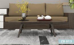 Thiết kế bàn trà gỗ đẹp và chắc chắn