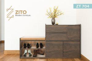 Tủ giầy ZITO ZT 704