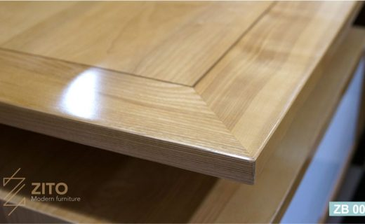 chi tiết vẫn gỗ mẫu bàn trà ZB001