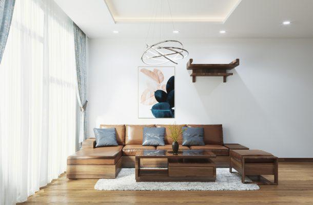 Cách trang trí phòng khách cho gia chủ tuổi Tý
