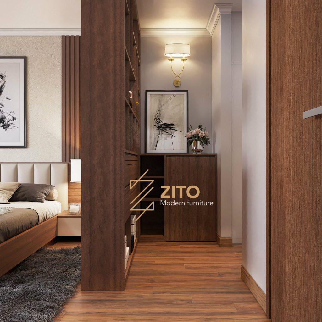 Zito thi công nội thất căn hộ GoldMark city