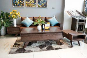Sofa văng gỗ ZG 130