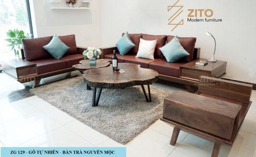 Sofa Go Oc Cho Zg129 Zito