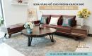 Sofa Vang Zg130 Go Oc Cho