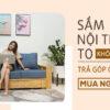 mua nội thất trả góp ZITO