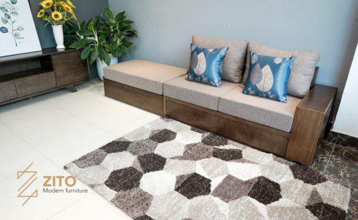 Sofa văng gỗ ZG 135