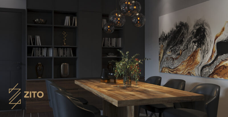 thiết kế thi công nội thất căn E2-03