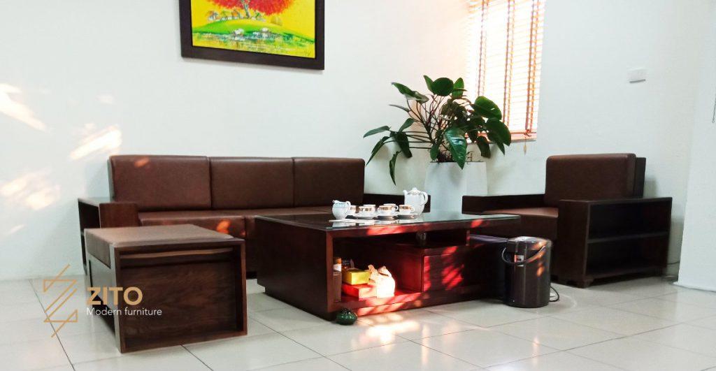 hình ảnh thực tế sofa ZG 103