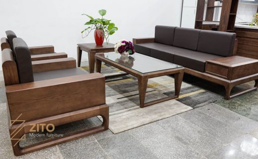 Sofa Go Doi Khong Gian Rong Zito Zg 138 7