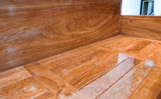 Sofa gỗ chữ U ZG 134, zg 134
