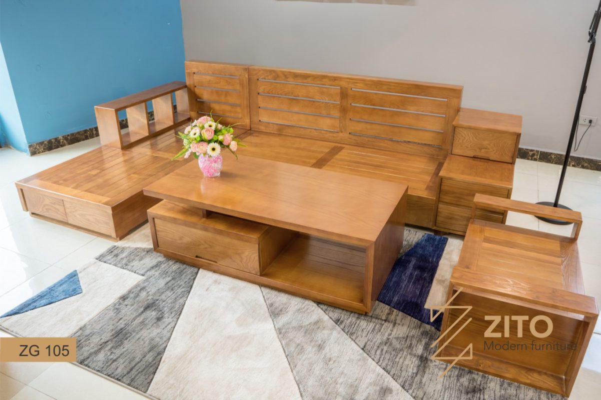sofa go zg 105 mẫu bán chạy