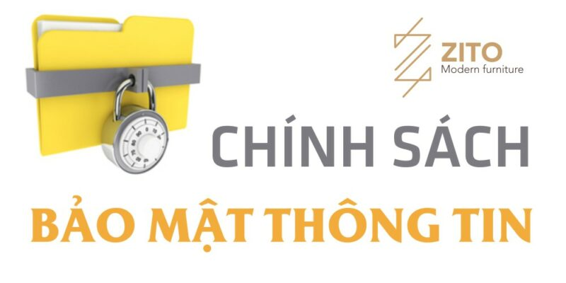 BAO MAT THONG TIN tai noi that zito Bảo mật thông tin khách hàng