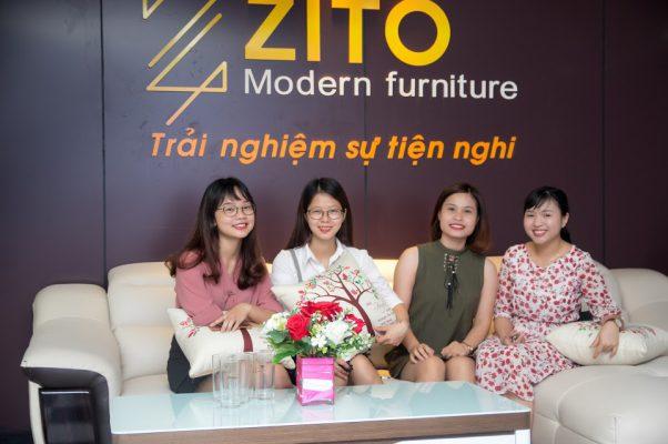 Khai trương thương hiệu nội thất Zito khuyến mãi 20 – 30%