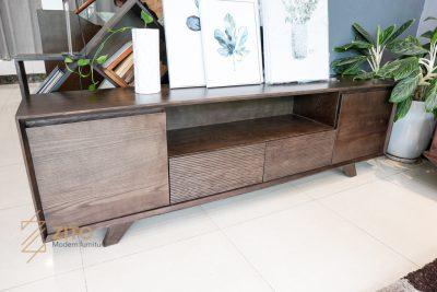 kệ tivi gỗ hiện đại ZK 510 có thiết kế gọn gàng