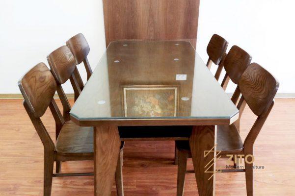 Lưu ý gì khi chọn bàn ăn gỗ cho gia đình ?